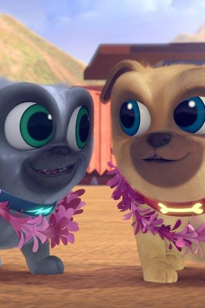 What parents & kids can expect from the all new Disney Junior Puppy Dog Pals