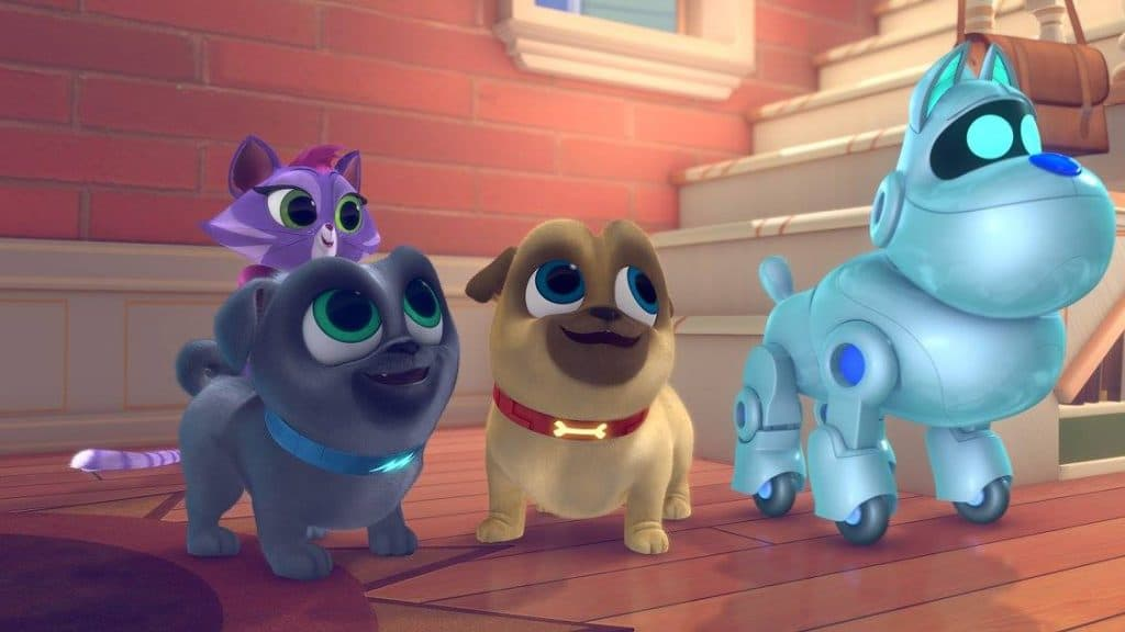 What to expect from the all new Disney Junior Puppy Dog Pals