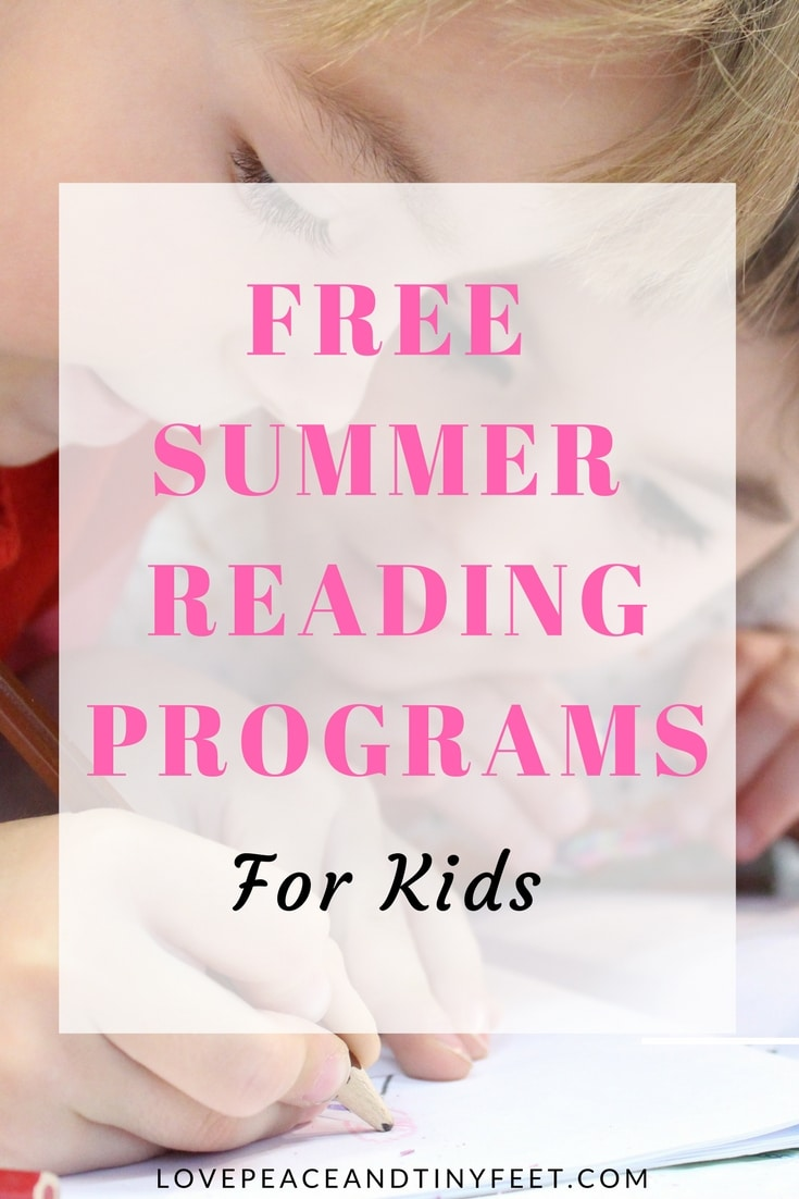 This summer, help encourage reading learning in kids and have them continue learning during the summer months. Here are free summer reading programs for kids.