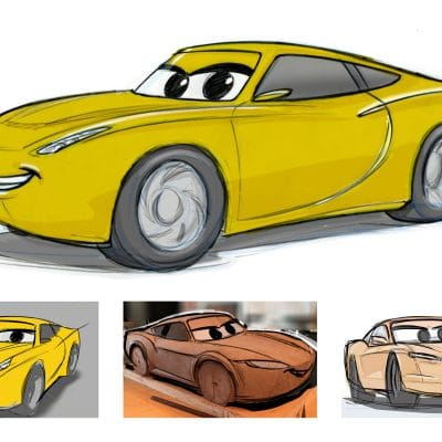Cars 3: Creating The Next Generation & A Behind the Scenes Look at Pixar's Production Pipeline #Cars3Event