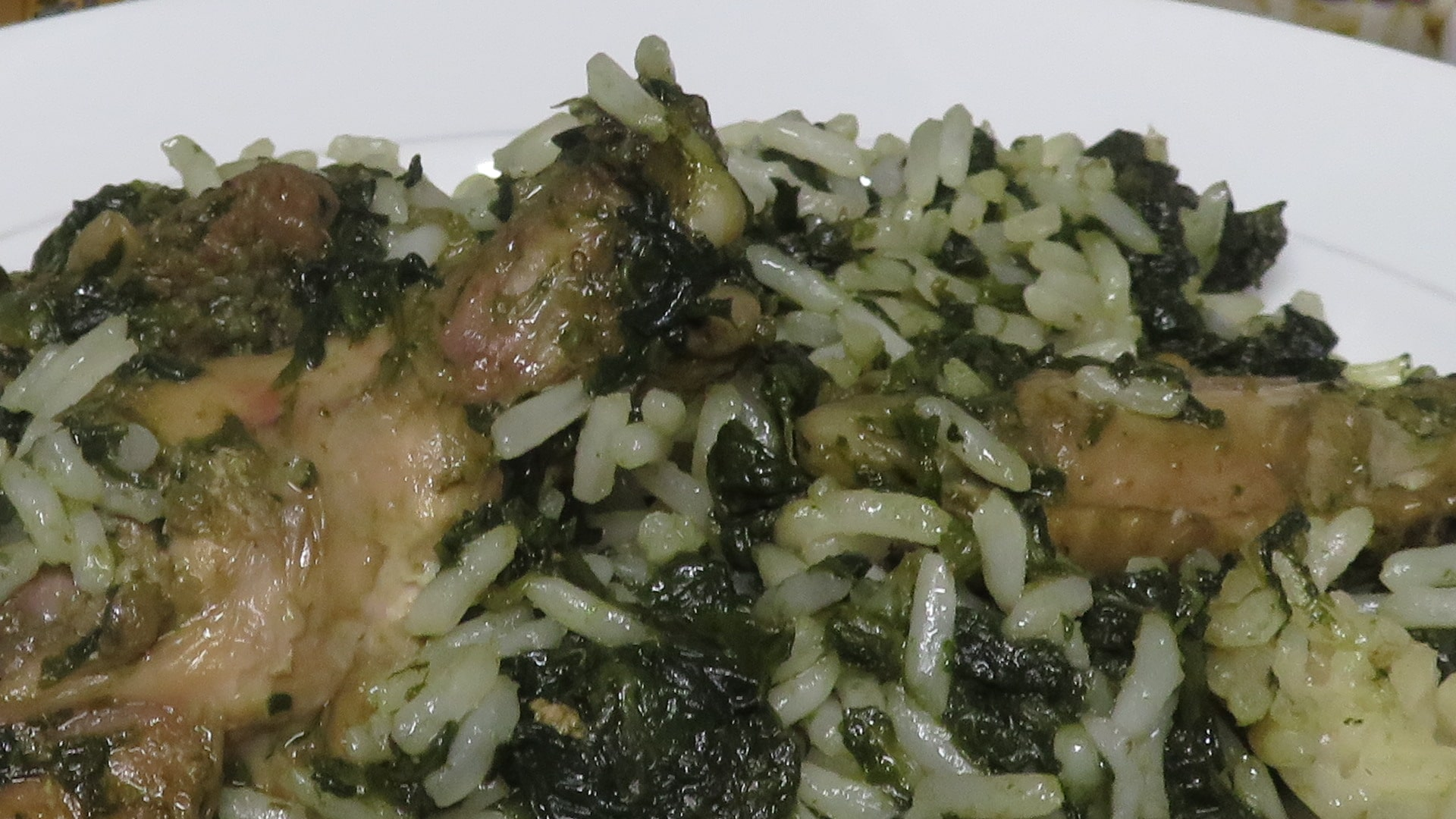 Authentic liberian potato greens simple west african rice recipes forumfinder Image collections