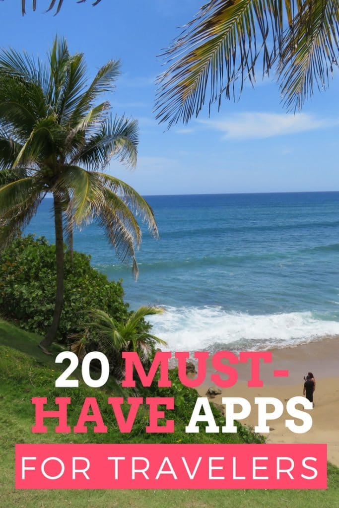 Check out this list of must have apps for travelers, including the best Android apps for booking travel, photo editing apps, money saving apps and more.