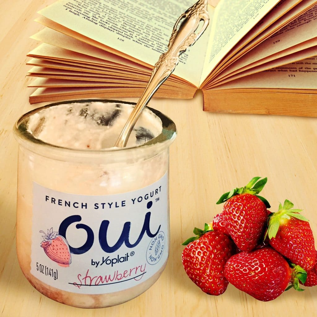 relaxation with oui by yoplait
