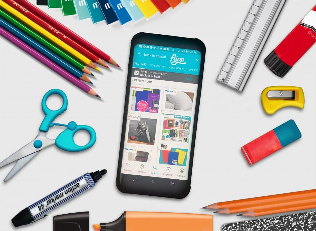 money saving coupons for school supplies