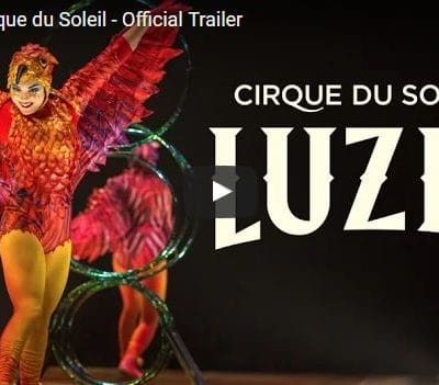 Back-to-School Discount Tickets to LUZIA by Cirque du Soleil!