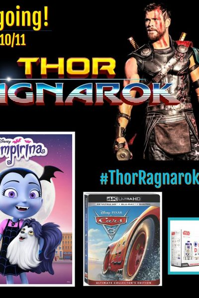 What's going on at the upcoming Thor Ragnarok Event in Los Angeles!