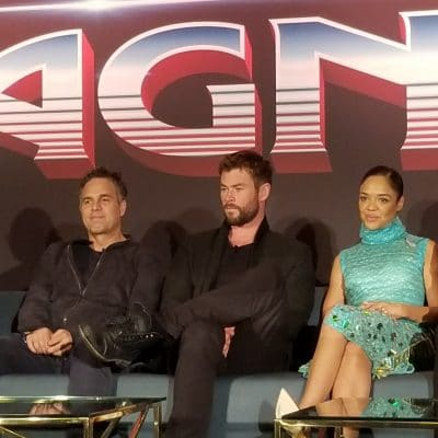 What about an all-female Superhero Movie? Kevin Feige Says YES at the Thor: Ragnarok Press Conference in Beverly Hills