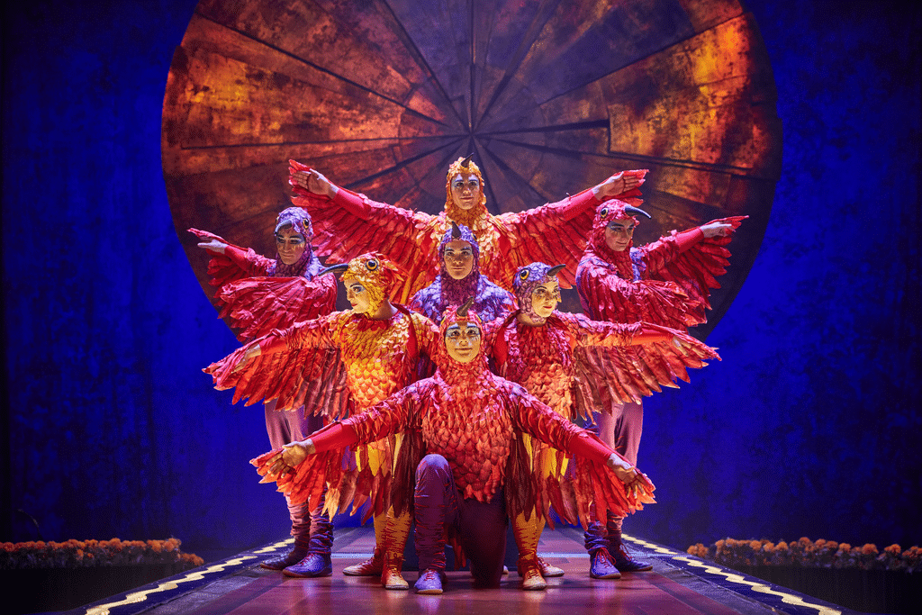Cirque Du Soleil Luzia Review- Atlanta