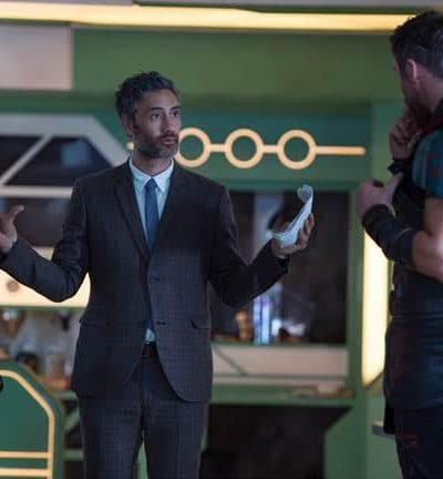 Exclusive Interview with Thor Ragnarok Director, Taika Waititi and the Introduction of Korg