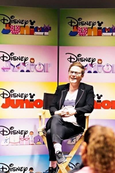 Why Parents and Kids Will Love Disney Junior's Vampirina according to Producer Chris Nee