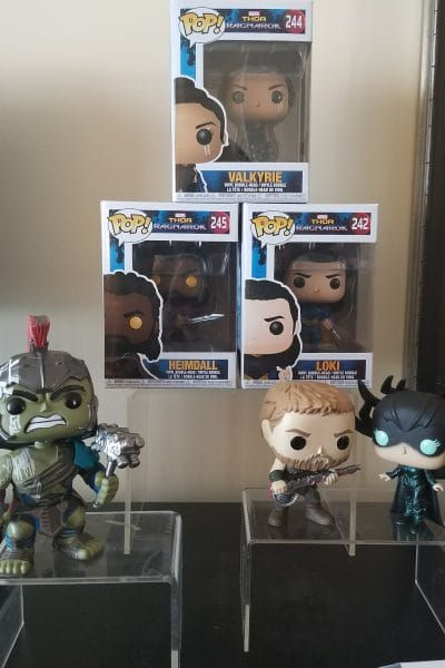 Top Holiday Gifts for Thor Ragnarok Fans + Giveaway!