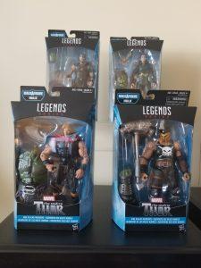 thor ragnarok legends toys