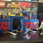 marvel lego set - gift idea for marvel fans