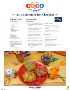 easy pan de muerto recipe