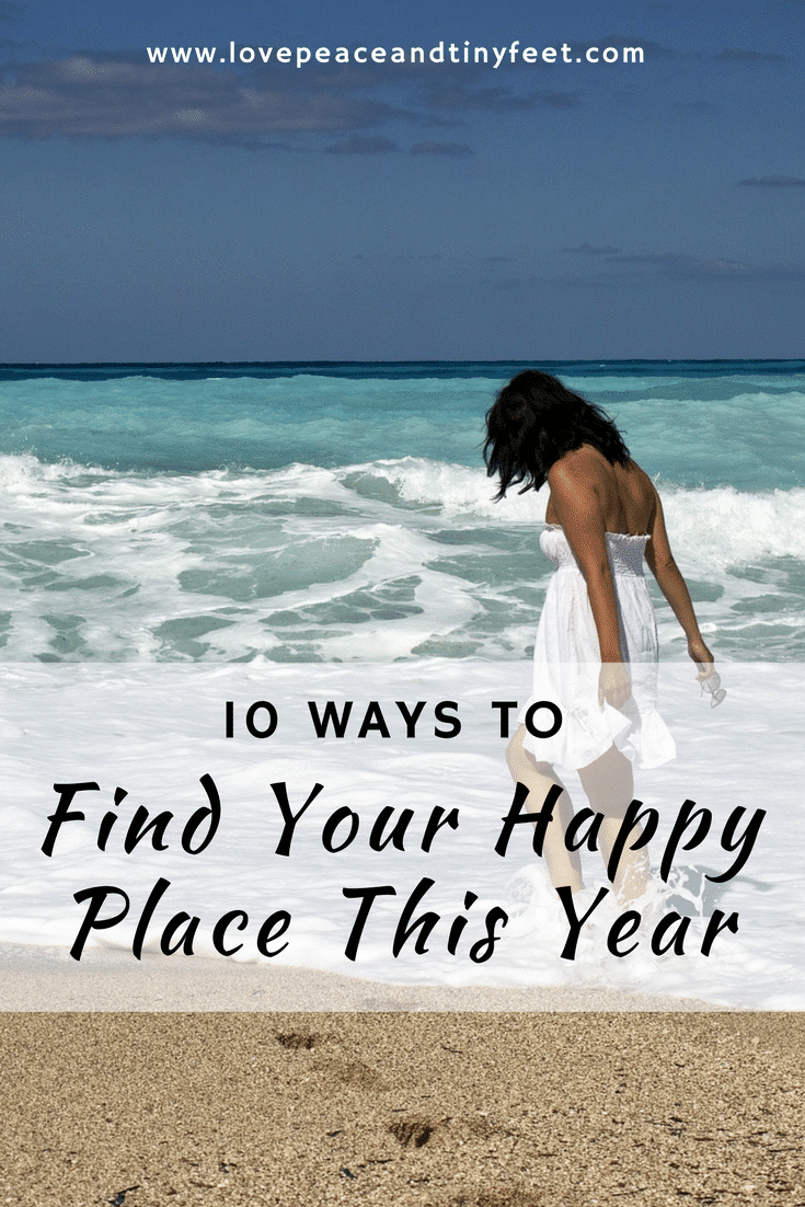 What do you look forward to in 2018? And where do you set your mind into in this New Year? Well, we all hope for a happy new year. But how do we really find that happiness? Here are some great thoughts that might help you find your happy place in 2018. #newyear #2018