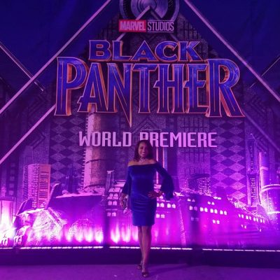 Behind the scenes at the World Premiere of Black Panther #BlackPantherEvent