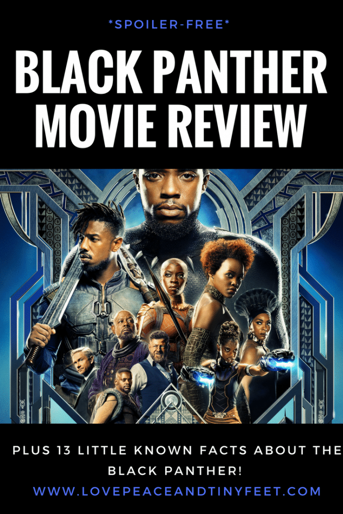 Black Panther has been described as one of Marvel Studios best films yet and as any Marvel fan can attest to, that is not a small feat! See my full Black Panther review here, including why you should see it, what you need to know about Black Panther and is it appropriate for the kids.