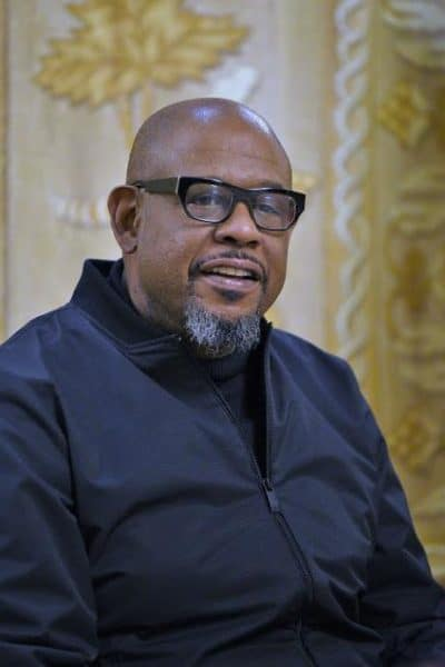 Forest Whitaker on his character of Zuri in Black Panther and his legendary career