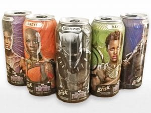 Black panther drinks