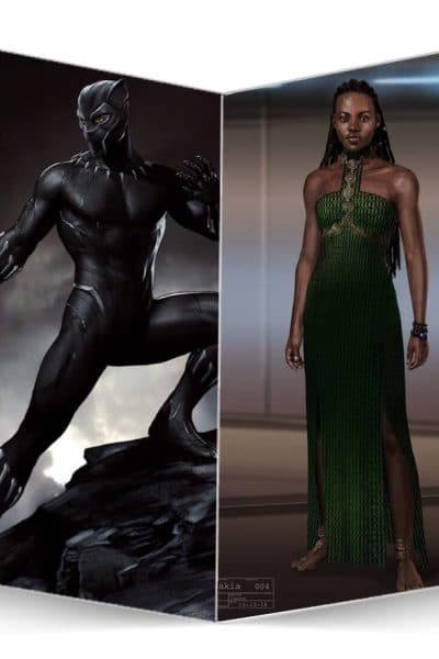 Exclusive Interview with Black Panther Production Designer Hannah Beachler and Costume Designer Ruth E. Carter