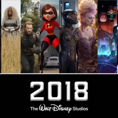 Coming to a theater near you…2018 Disney Movies Slate – Including Official Trailers and Posters!