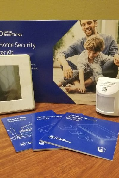 Samsung + ADT Smart Home Security System Review