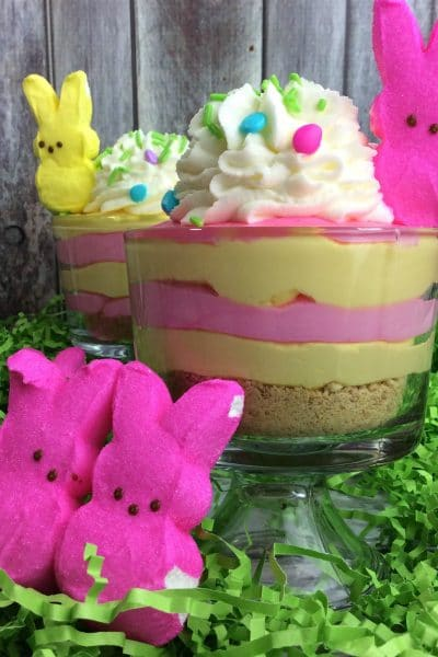 Easter Dessert: Peeps Cheesecake Recipe
