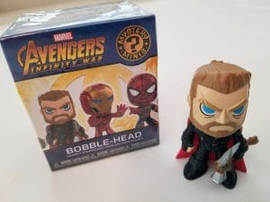mystery bobble head toy from avengers infinity war