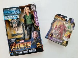 avengers infinity war new toys