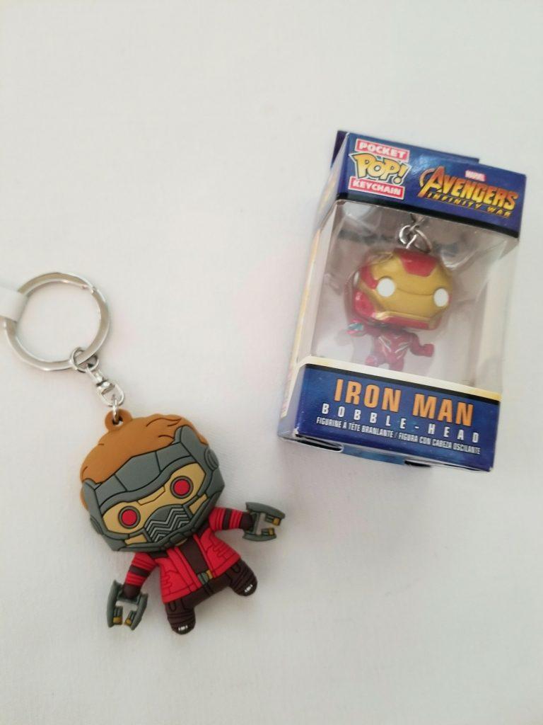 infinity war keychains