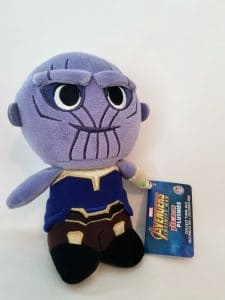 thanos plush toy from avengers