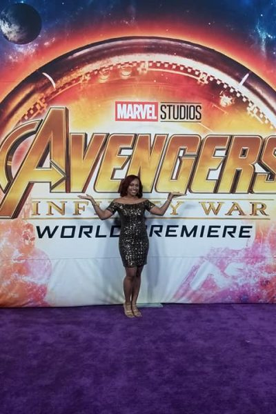A Night with the Marvel Stars at the Avengers: Infinity War Red Carpet Premiere in Hollywood