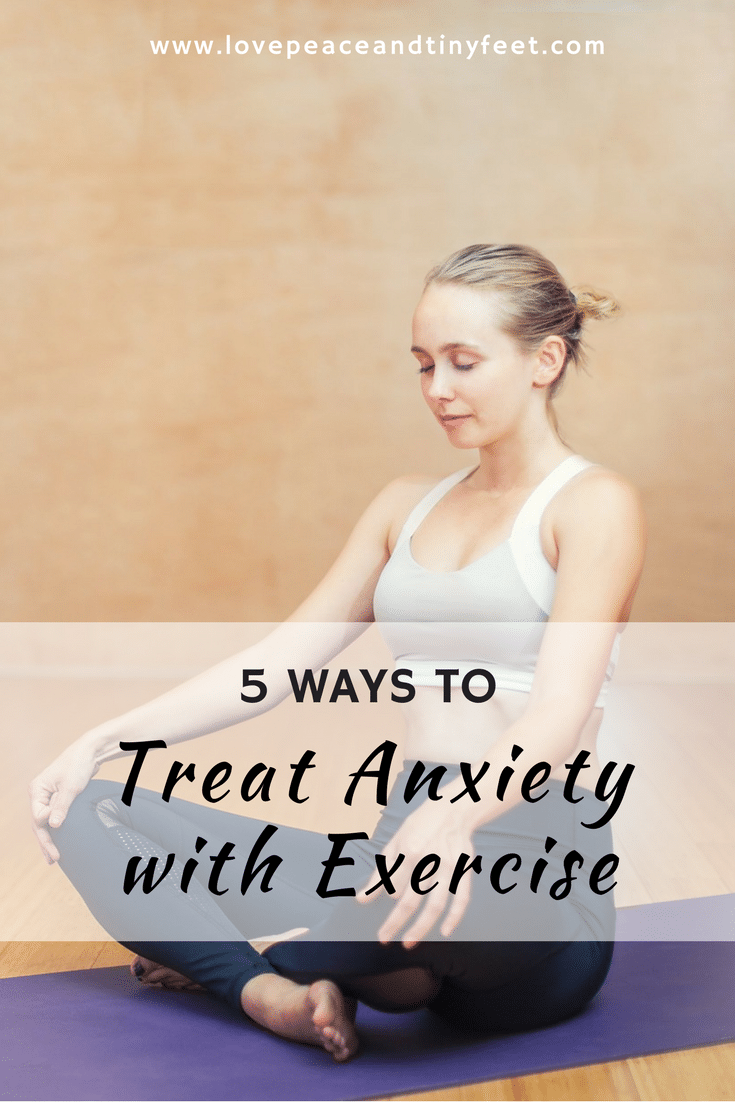 Exercise, as they say, can truly help improve the physical, social, emotional and even the mental health of a person. So we have provided here 5 Ways to Treat Anxiety with Exercise. Check this out!