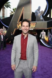 HOLLYWOOD, CA - APRIL 23: Actor Paul Rudd attends the Los Angeles Global Premiere for Marvel Studios' Avengers: Infinity War on April 23, 2018 in Hollywood, California. (Photo by Rich Polk/Getty Images for Disney) *** Local Caption *** Paul Rudd