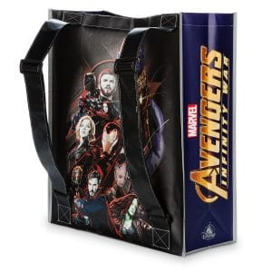 reusable tote bag infinity war