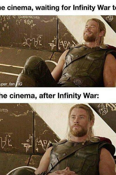 5 Avengers: Infinity War memes that perfectly describe my first reaction to the film
