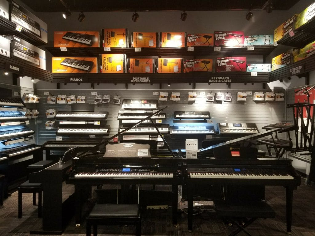 finding the right music instruments for your child