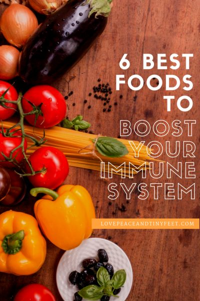 6 Best Foods to Boost Your Immune System