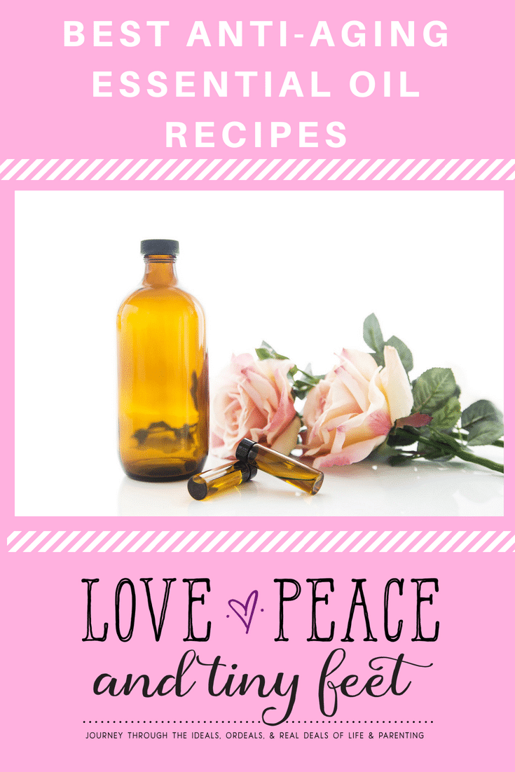 Do you want to feel good and look younger than your age? Here are the best anti-aging essential oil recipes that you can make on your own.