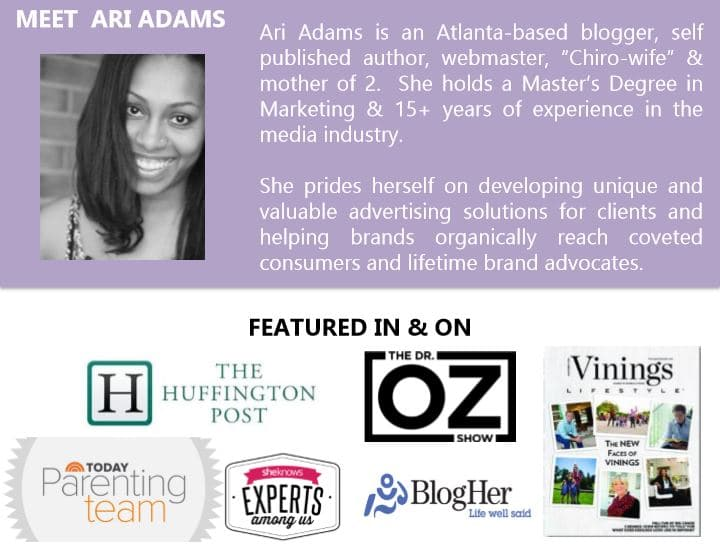 advertising with Atlanta Mom Blogger