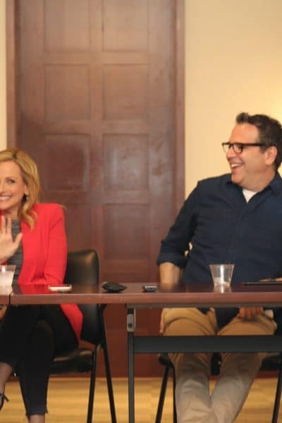 What Quantico fans can expect this season with Marlee Matlin!