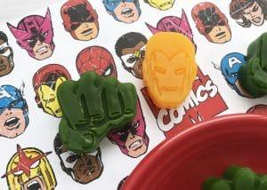 The Ultimate Superhero Party Favors Idea | DIY Avengers Soaps