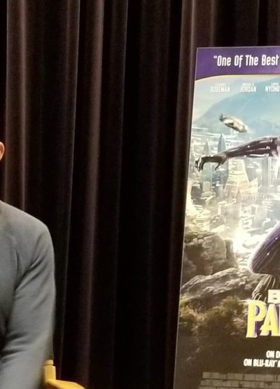 Must See Black Panther BluRay Bonus Features | Exclusive Interview with Producer Nate Moore