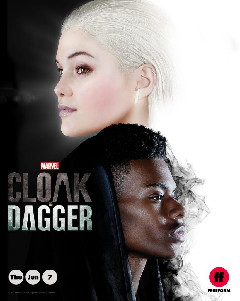 Freeform's new original series MARVEL'S CLOAK & DAGGER