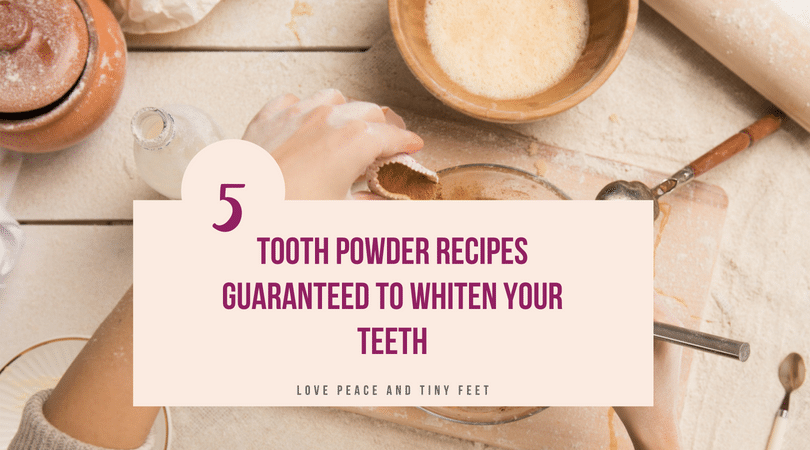 5 Tooth Powder Recipes Guaranteed To Whiten Your Teeth