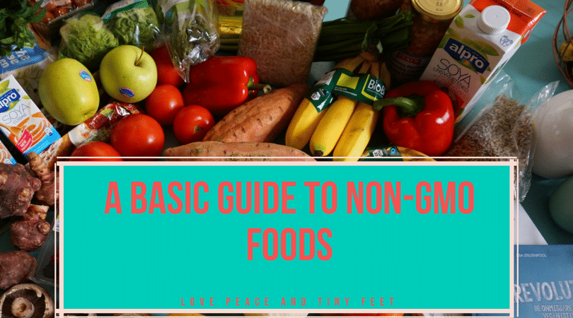 A Basic Guide To Non-GMO Foods