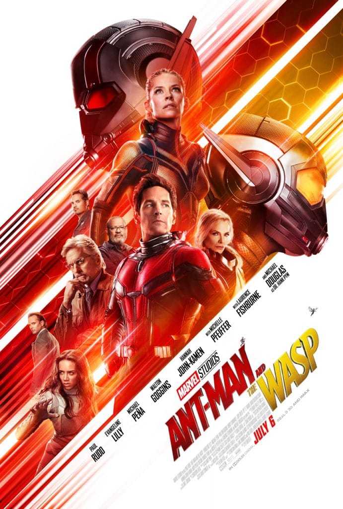ant man and the wast poster printable