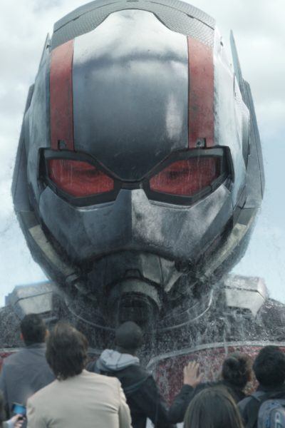 Where was Ant-Man during Infinity War? This and more questions answered in Ant-Man and the Wasp