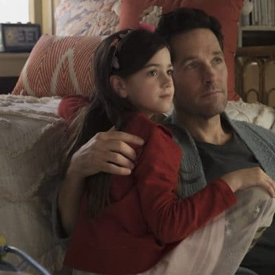 "Paul Rudd tells us who the ""Real Cassie"" is in his life and melts our hearts #AntManandtheWaspEvent"