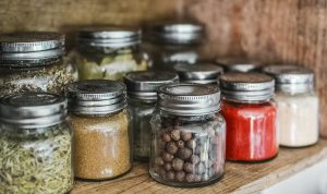 making your own healing herbs and spices